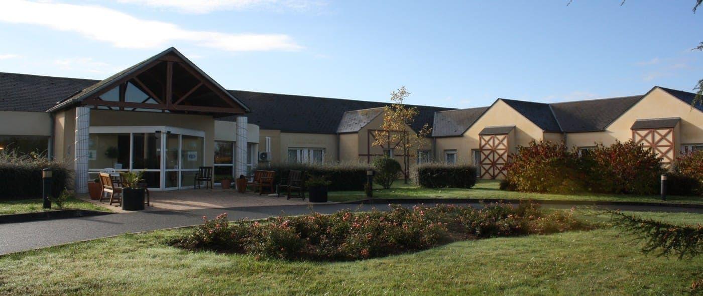 Maison de retraite Savigny sur Braye