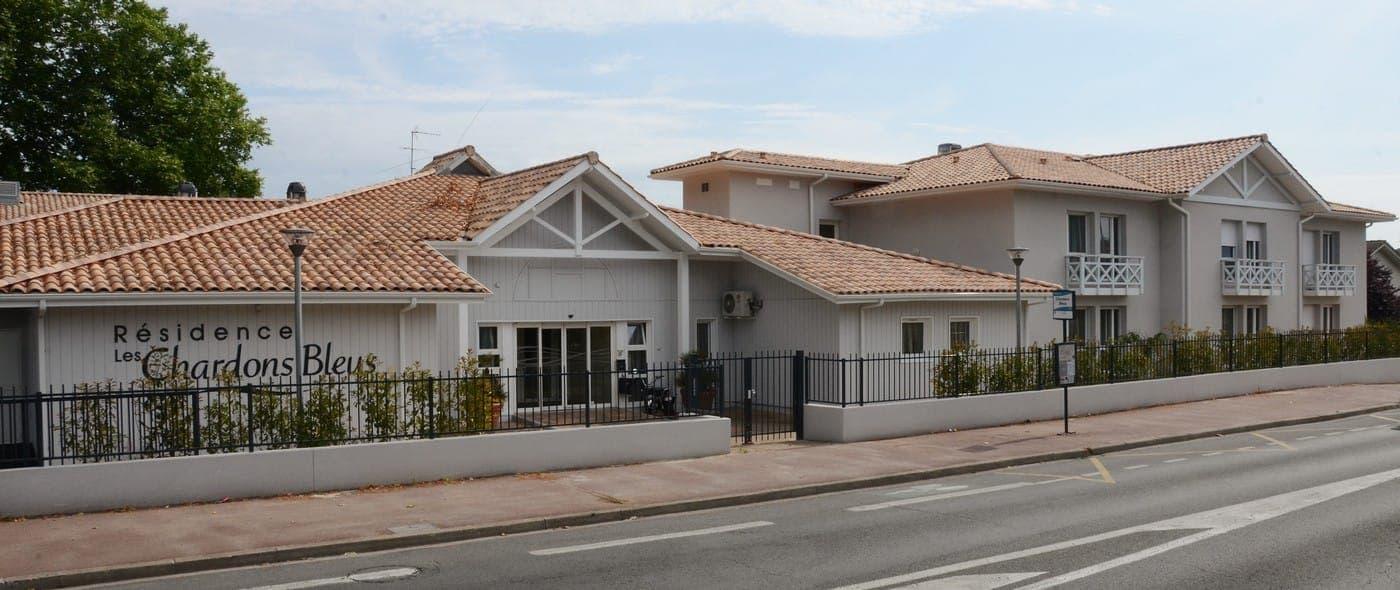 Maison de retraite Les Chardons Bleus