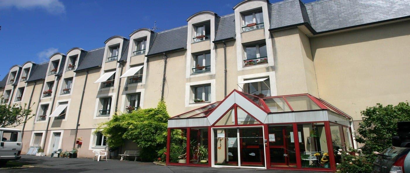 Maison de retraite Les Rives Saint-Nicolas