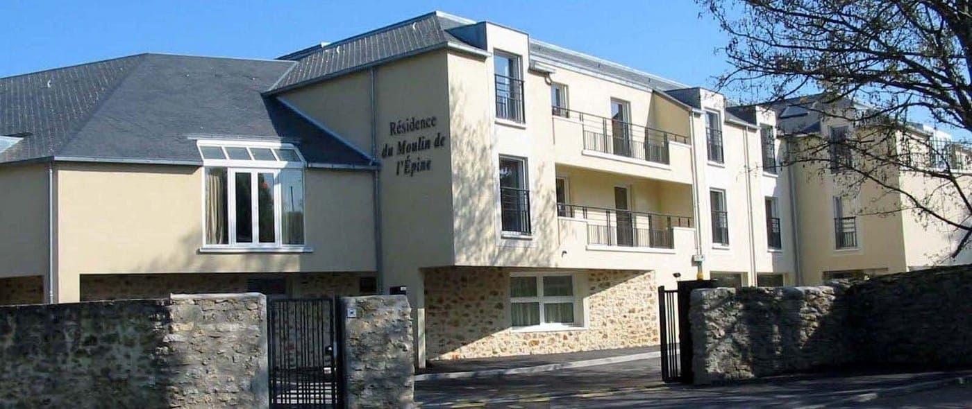 Maison de retraite du Moulin de l'Epine