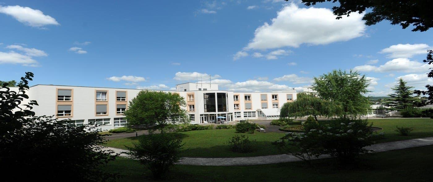 Centre de rééducation fonctionnelle de Navenne