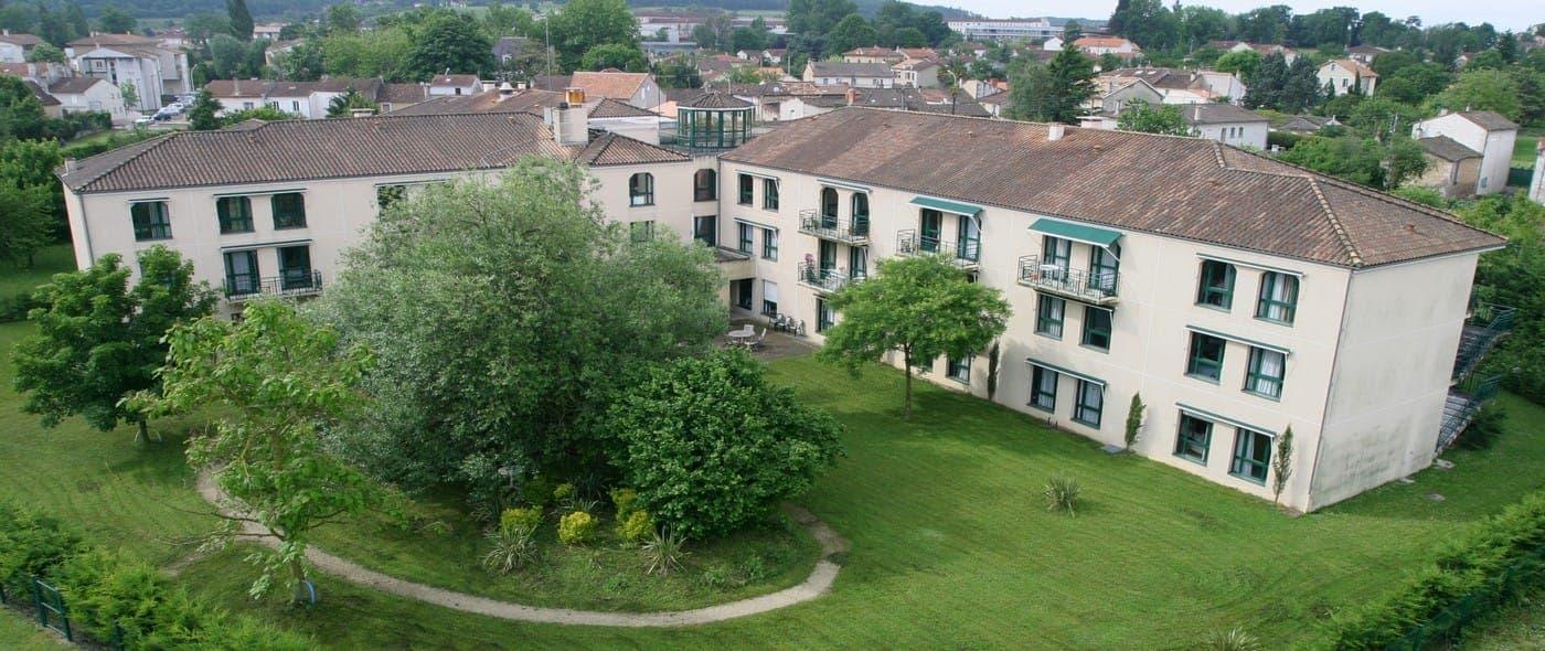Maison de retraite Les Charentes