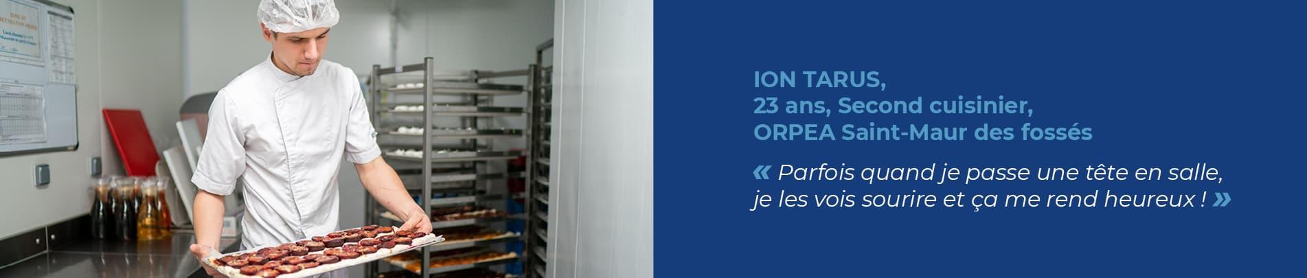 (vide) Ion tarus