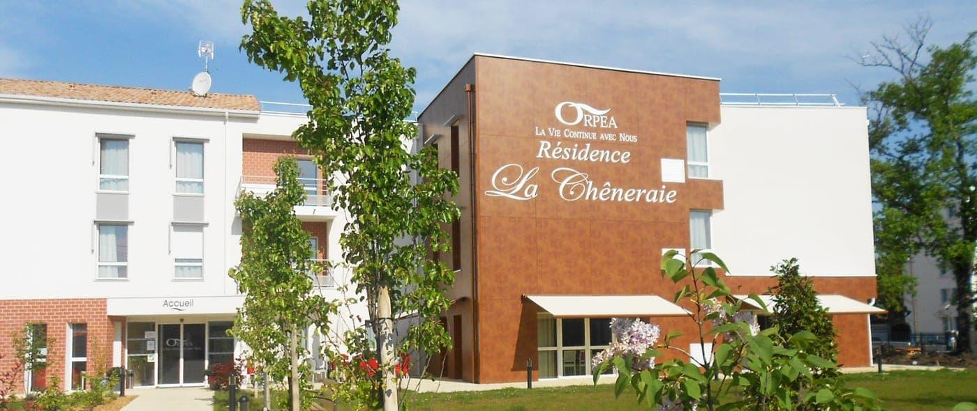 Maison de retraite La Cheneraie