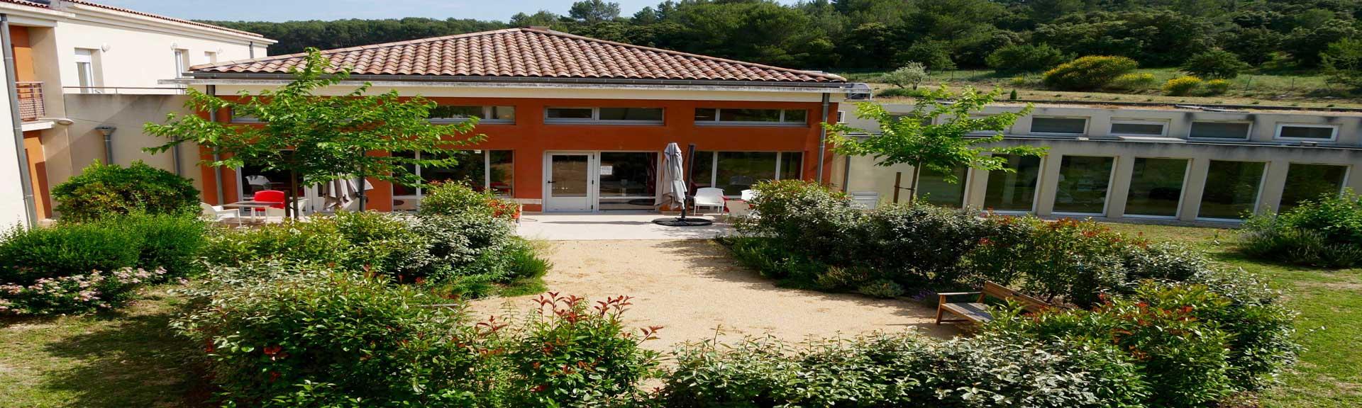 La maison de retraite L'Occitanie
