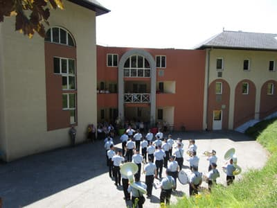 Orpea Saint-Sébastien orchestre lituanien