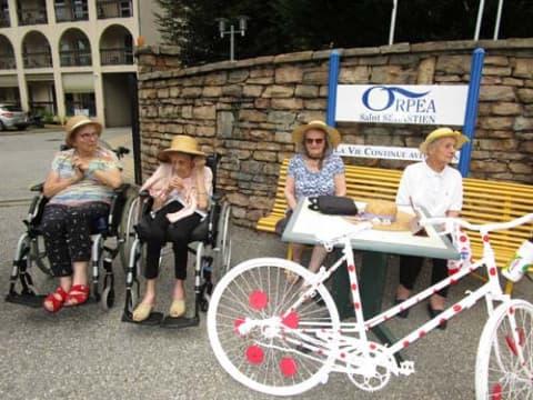 Orpea Saint-Sébastien Tour de France