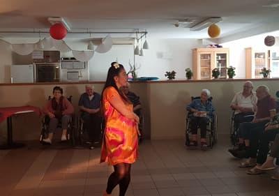 Orpea Carmableu danse contemporaine