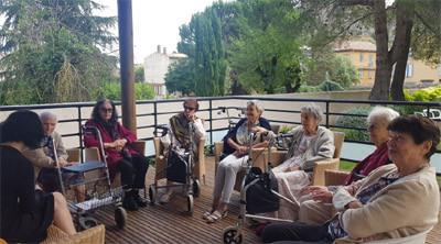 Orpea Carmableu musicothérapie