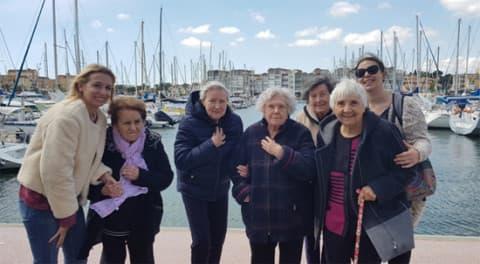 Orpea Carmableu port gruissan