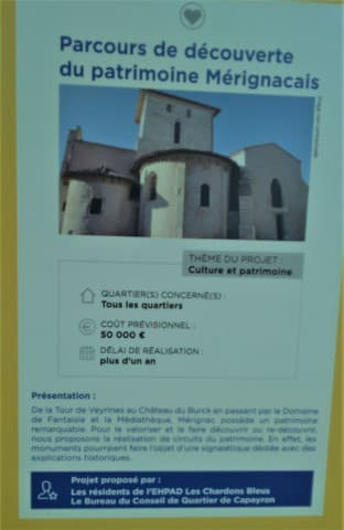 Orpea Les Chardons bleus votez projet
