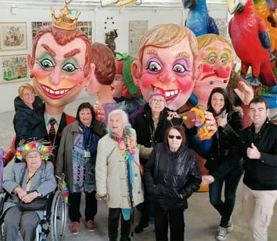 Orpea Les Citronniers musée carnaval