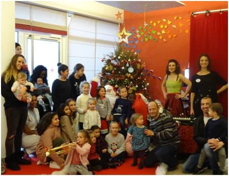 Les Citronniers Arbre de Noël le 15 décembre
