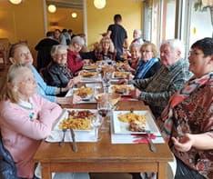 Orpea La Cheneraie restaurant