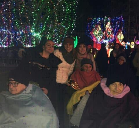 Orpea Les Jardins d'Escudier - Festival des Lanternes le 4 février