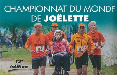 Orpea Résidence du Lac championnat joëlette