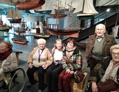 Orpea Le Clos d'Aliénor musée marine