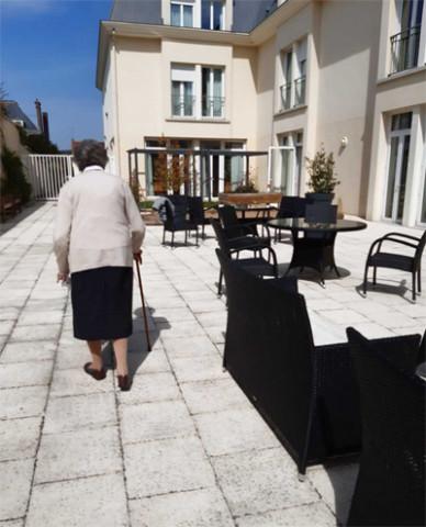 Orpea villa des aînés promenade
