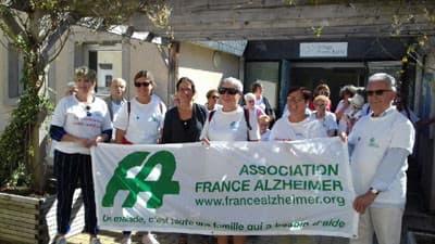 Orpea Bon Air marche solidaire