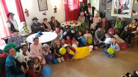 Carnaval à la Villa Napoli le 27 février 2019