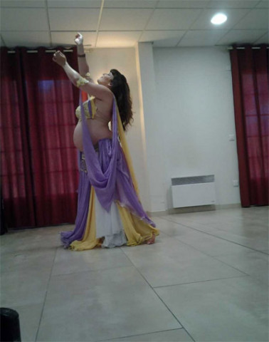 Orpea La Pastorale danse orientale