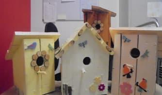 Orpea La Favorite atelier bricolage