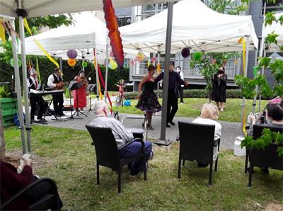 Orpea La Vallée de la Marne orchestre