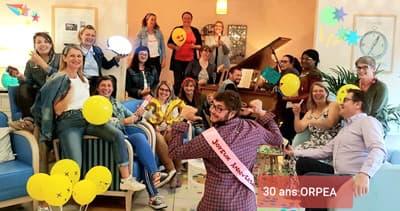 Orpea L'Emeraude 30 ans Orpea