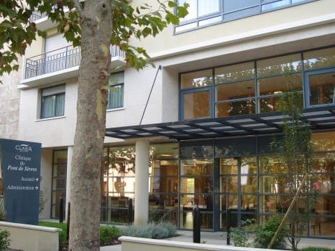 CLINEA Clinique SSR du Pont de Sèvres à Boulogne Billancourt