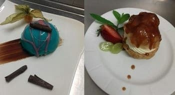 Trophee culinaire ORPEA CLINEA
