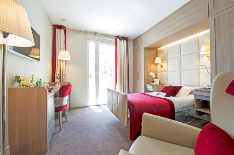 Maison De Retraite Les Terrasses De Mozart Paris 16 75 Orpea