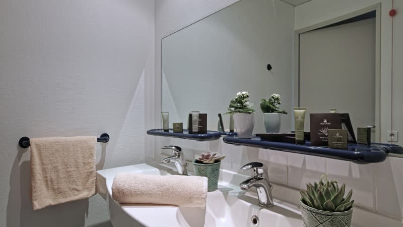 Maison de retraite lyon gambetta ehpad lyon 69 orpea - Salle de bain maison de retraite ...