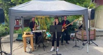 orpea résidence du Vexin fête musique