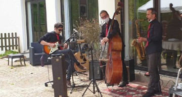Orpea les rives d'or jazz