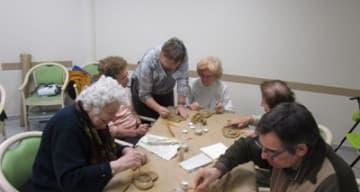 Orpea Saint sebastien atelier poterie