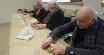 Orpea Saint-Sébastien atelier poterie