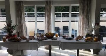orpea résidence la renaissance petit-déjeuner