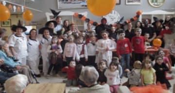 Orpea La Bastide des Cayrons Halloween