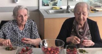 Orpea Villa Paul Thomas jus fraises