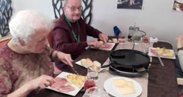 Orpea Le Bois joli raclette