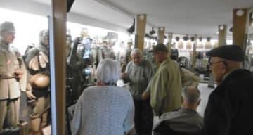 Orpea Les Sablons visite musée