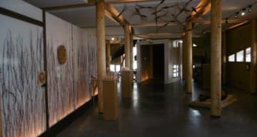 Orpea Les Sablons musée bois