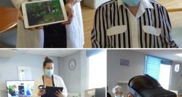 Orpea Les Cygnes réalité virtuelle