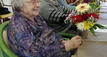 Orpea La Talaudière atelier floral