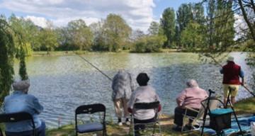 Orpea Les Jardins de Jeanne pêche