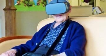 Orpea parc de bellejame réalité virtuelle