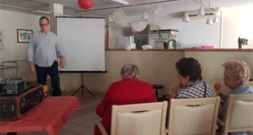 Orpea Carmableu conférence