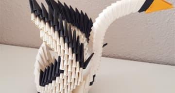 Orpea Carmableu origami