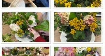 orpea madeleine bres atelier floral