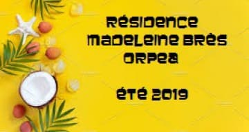 Orpea Madeleine Bres juillet 2019